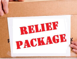 Financial Relief Package by Finance Ministry